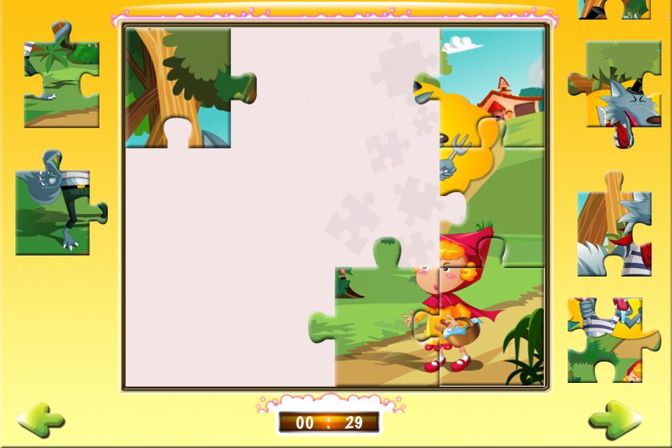 儿童益智游戏—ebo拼图版